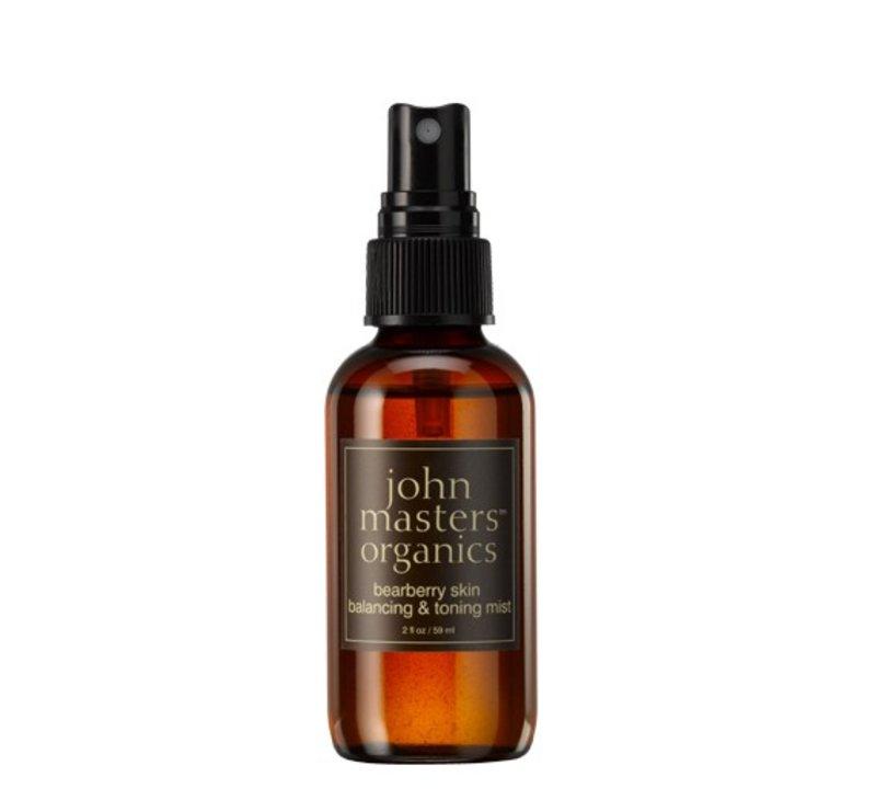 John Masters Organics Natuurlijke gezichtstoner vette en onzuivere huid