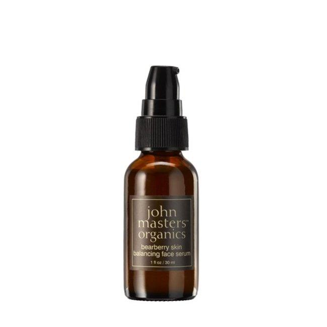 John Masters Organics Bearberry Skin Balancing Face Serum