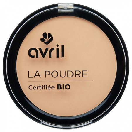Avril Compact Poeder Foundation Clair