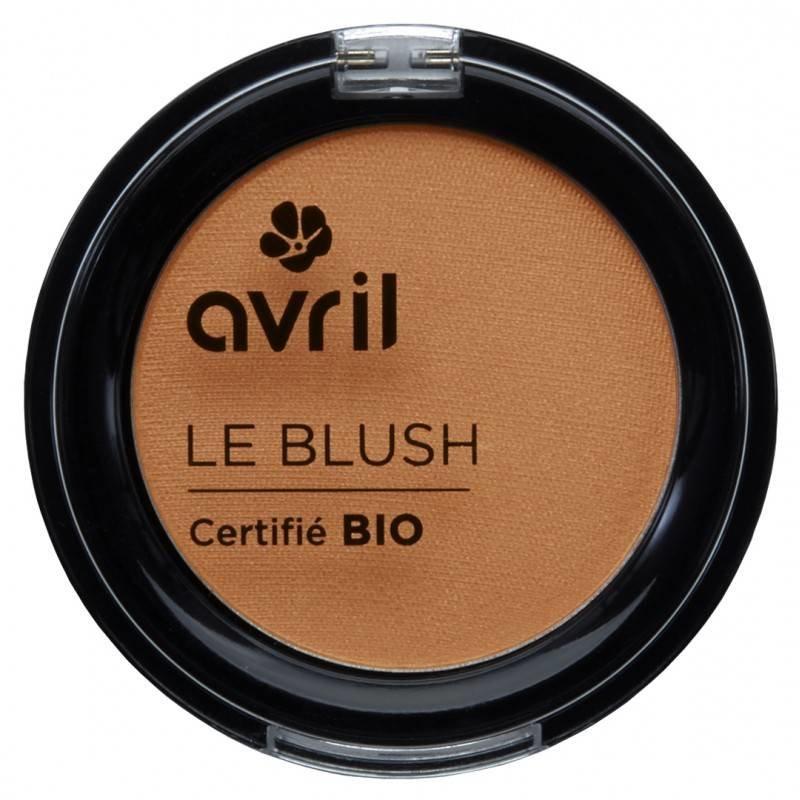 Avril biologische compact poeder blusher