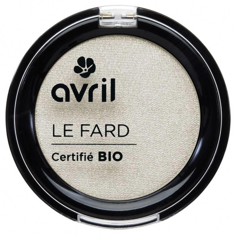 Avril biologische witte oogschaduw