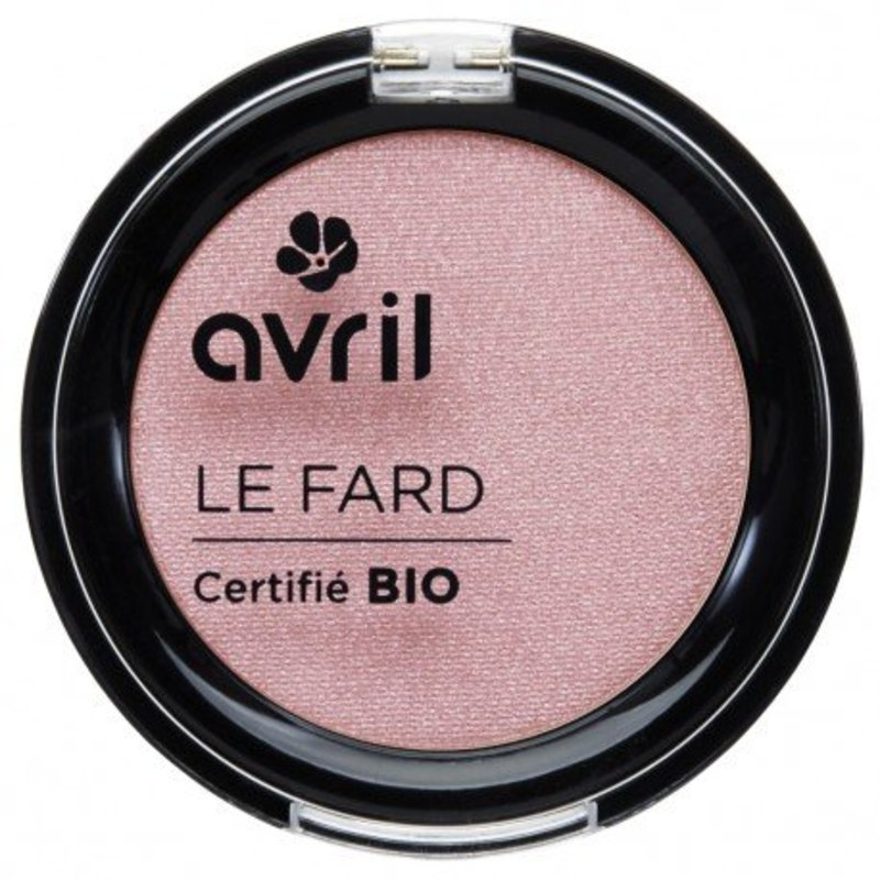 Avril biologische roze oogschaduw