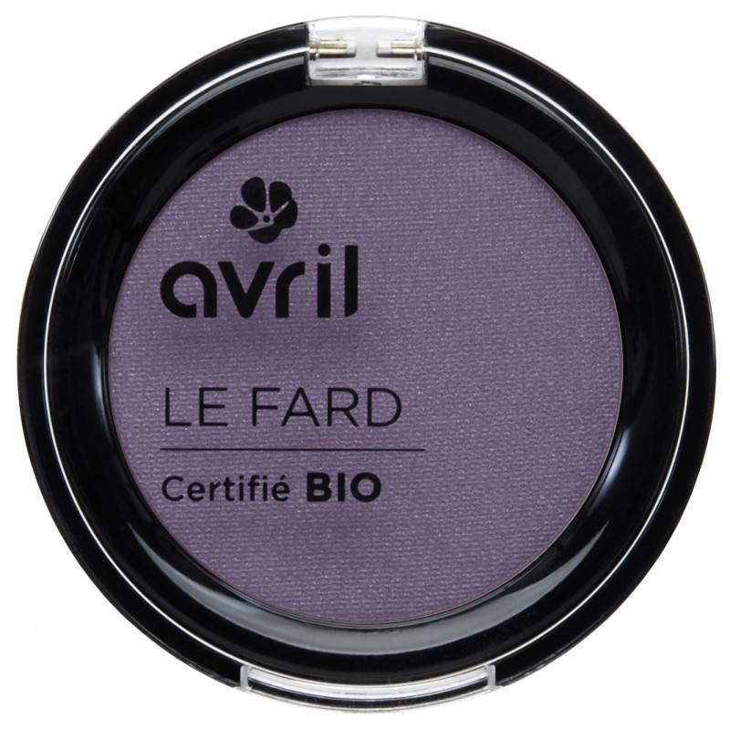 Avril biologische paarse oogschaduw