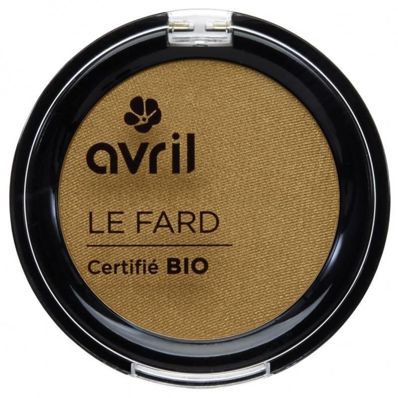 Avril biologische goudbeige oogschaduw