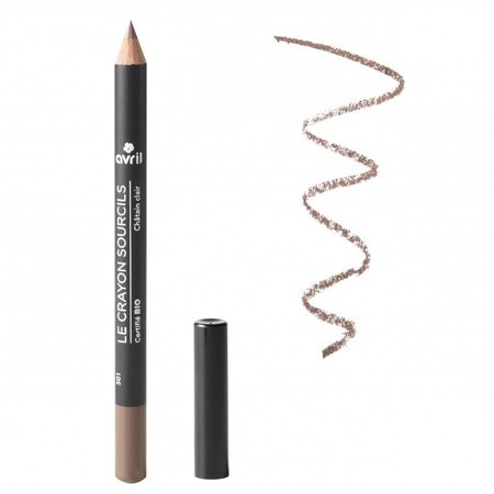 Avril Eyebrow Pencil Châtain Clair