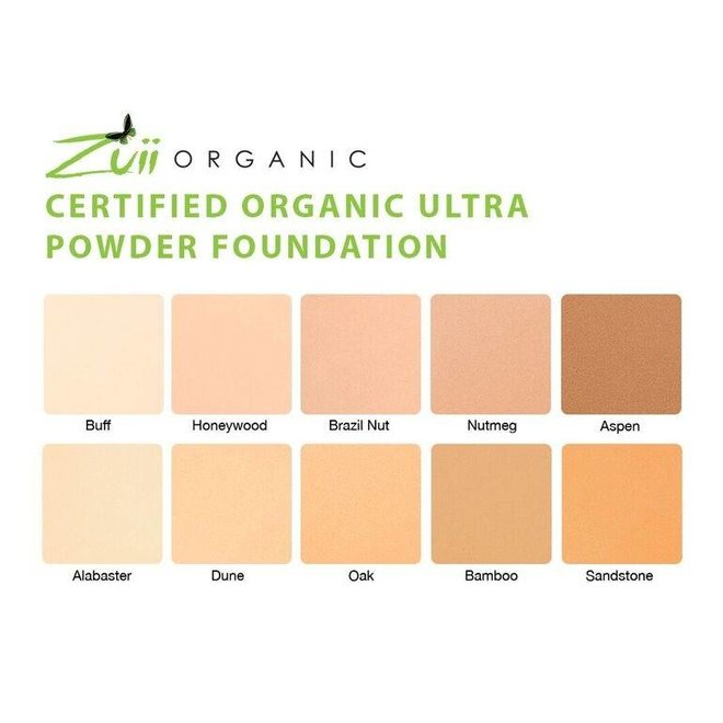 Biologische Ultra Foundation Oak