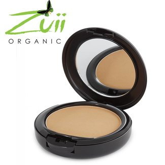Zuii Organic Ultra Pressed Powder Foundation Dune