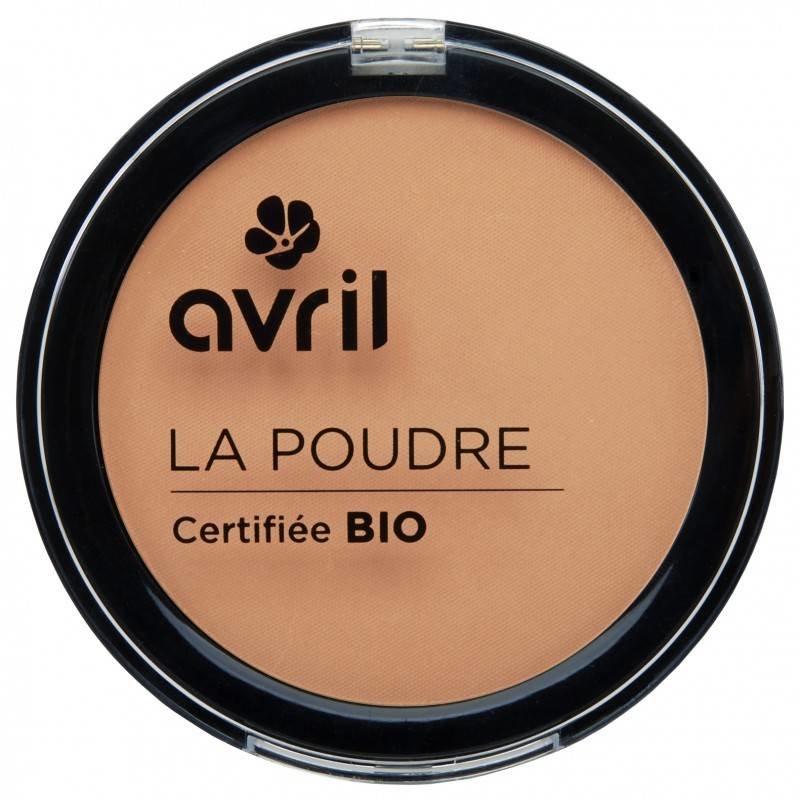 Avril biologische compact poeder foundation doree