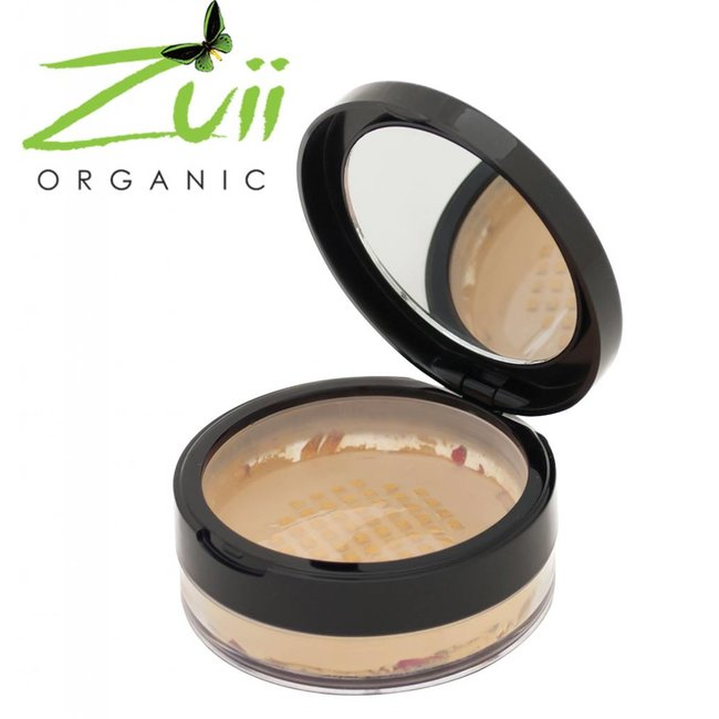 Zuii Organic Loose Powder Foundation Alabaster