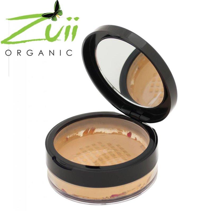 Zuii Organic Biologische poederfoundation Oak