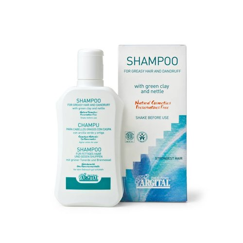 Argital Shampoo for greasy hair or dandruff