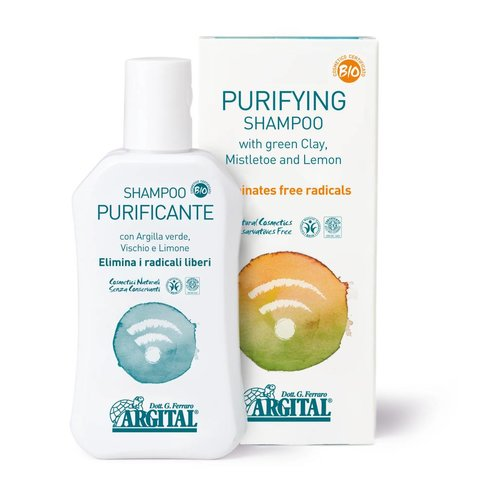 Argital Purifying Shampoo