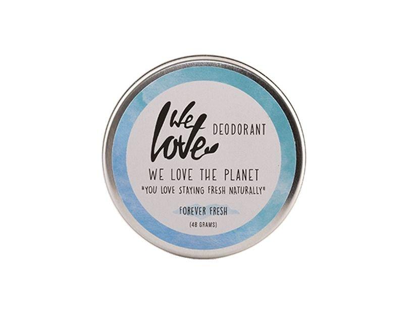 We Love The Planet Natuurlijke crèmedeodorant Forever Fresh