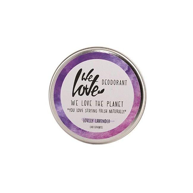We Love The Planet Deodorant Lovely Lavender