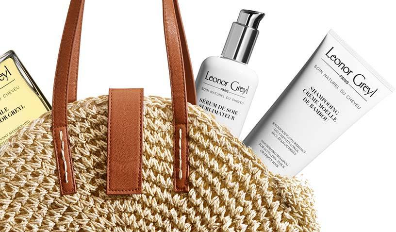 Check out Leonor Greyl hair care