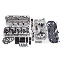 Edelbrock Performer RPM Top End Kit, Big Block Oldsmobile, 450HP  + Carburator Deal!
