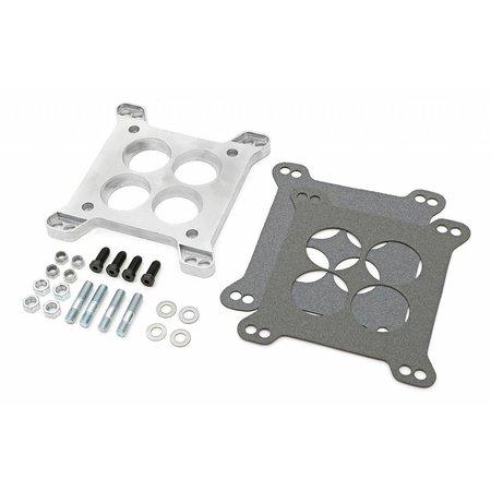 Trans-Dapt Adapter Square-Bore Carburetor to  stock 4-Jet/4GC Manifold