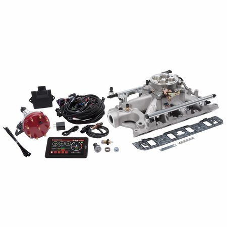 Edelbrock Pro-Flo 4 EFI, Ford Small Block * Inludes FREE fuel sump deal!
