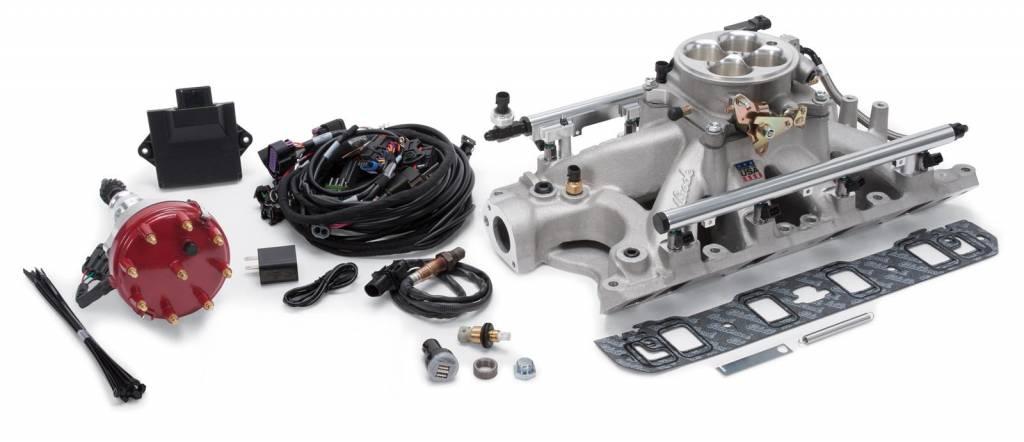 Pro-Flo 4 EFI, Ford 351 Windsor - EdelbrockProducts