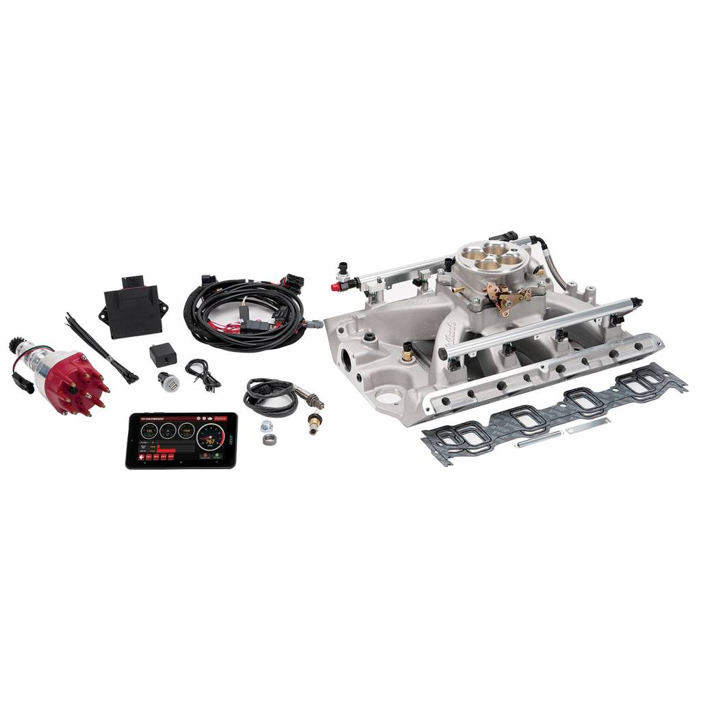 Pro-Flo 4 EFI, Ford FE - EdelbrockProducts