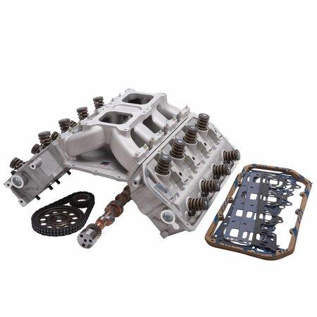 Edelbrock Performer RPM Top End Kit, HEMI Chrysler,  705HP