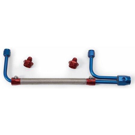 Edelbrock  Dual Quad Fuel Line Kit