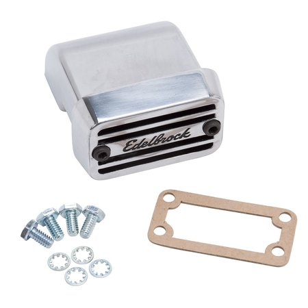 Edelbrock Elite Valve Cover Breather Side Mount