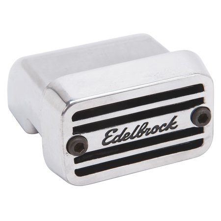 Edelbrock Elite Ontluchtingsfilter Side Mount