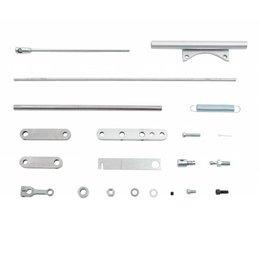 Edelbrock Throttle Linkage Kit, Non-Progressive, 6 x 2 x 1