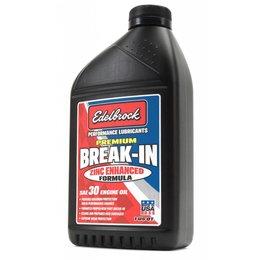 Edelbrock SAE 30 Break in Oil