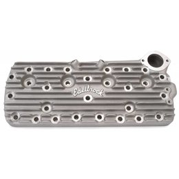 Edelbrock Cylinder heads; High Lift/Large Chamber for 1949-53 model Ford Flatheads (pair); 74cc combustion chamber