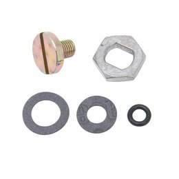 Edelbrock Needle and seat Hardware kit