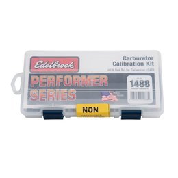 Edelbrock Calibration Kit For 1409