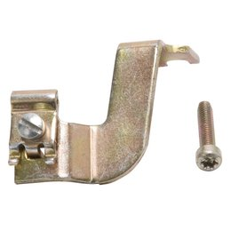 Edelbrock Choke Cable Bracket & Clamp Assembly