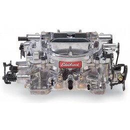 Edelbrock Carburateur, Thunder Series AVS, 500 CFM, Dual-Quad