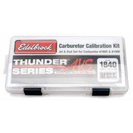 Edelbrock kalibratie kit #1805/1806