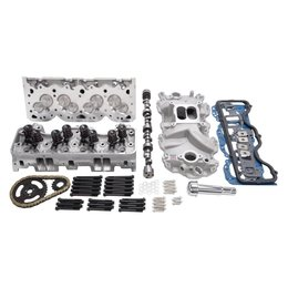 Edelbrock Performer RPM Top End Kit, Chevy 409 W-Series, 451HP + Carburator Deal!
