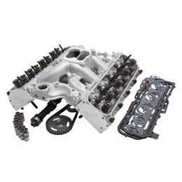 Edelbrock Performer RPM Top End Kit, Big Block Ford, 506HP + Carburator Deal!