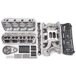 Edelbrock Performer RPM Top End Kit, Small Block Ford, 451HP + Carburator Deal!