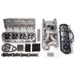 Edelbrock Performer RPM Top End Kit, Small Block Ford, 367HP + Carburator Deal!