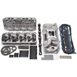 Edelbrock Performer RPM Top End Kit, Big Block Chevy, 540HP