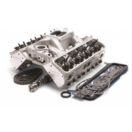 Edelbrock Performer RPM Top End Kit, Small Block Chevy, 435HP + Carburator Deal!