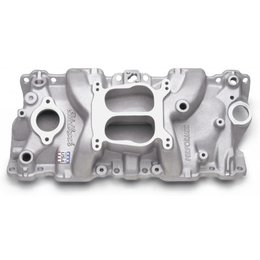 Edelbrock Performer Manifold, Chevrolet SBC, 87-95 cast Iron Heads