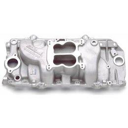 Edelbrock Performer 2-O Manifold, Chevrolet BB 396-502