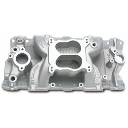 Edelbrock Performer Air-Gap Manifold, Chevrolet Small Block