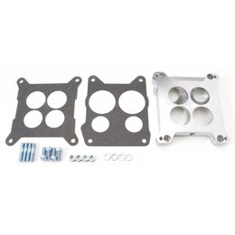 Edelbrock to Spreadbore/QuadraJet Adapter Plate, 0.850 inch