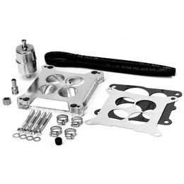 Edelbrock Carburateur naar Q-Jet Inlaat Adapter Kit