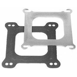 Edelbrock Square-Bore Adapter