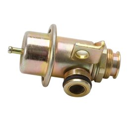 Edelbrock Fuel pressure regulator. For use with various Pro-Flo EFI kits.