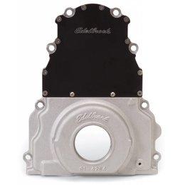 Edelbrock Timing Cover, GM GEN 3  LS-series